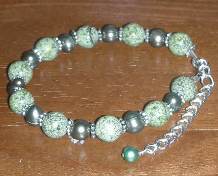 Jade russian green