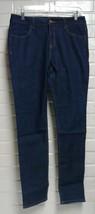 FOREVER 21 Blue Denim Jeans Straight Leg Skinny Women's Sz 27 FAST SHIP! - $6.48