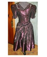 Victorian dress gown girl can-can antebellum ci... - $50.00
