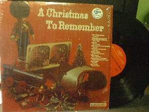 A Christmas To Remember - Various Artists - Columbia P 13845
