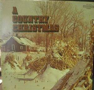 A Country Christmas - Various Artists - SEALED - Columbia CSS 1434