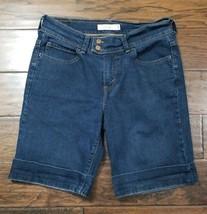Women's Levi's 515 Long Jean Dark wash Shorts Size: 4 (Inventory w32) - $11.87