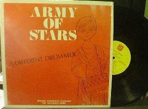 Salvation Army - 1974 Army of Stars-A-Different Drummer