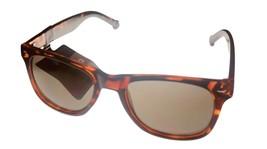 Converse Tortoise Mens Sunglass Square Plastic, Brown Lens H060 - $22.49