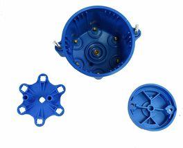 Pro Series Distributor Cap & Rotor Kit 6-Cylinder Blue image 3