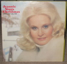 Jeannie (Conroy) Sings Christmas LP  SC85013 - $7.99