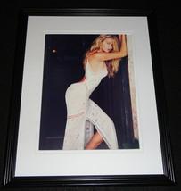 Gigi Hadid 2015 Guess Framed 11x14 ORIGINAL Advertisement - $32.36