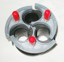 Cal Am Manufacturing 7340-123 Wedge Seal Cable Termination Plug 3WAY CAB... - $29.69