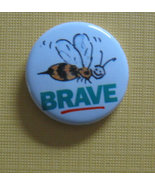 American Girl grin pin pinback button 151Bee Br... - $0.99