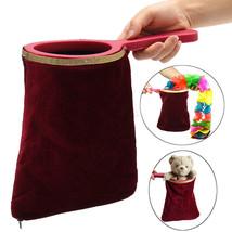 Magician's Magic Bag of Tricks Magic Prop - One Item w/Random Color and Design
