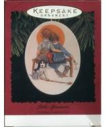 Hallmark Keepsake Ornament - Little Spooners - Norman Rockwell Art - New - $2.66