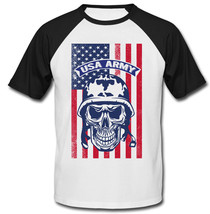 Soldier - New Cotton Baseball Tshirt - $27.10