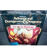 SSI Adv Dungeons & Dragons Eye of the Beholder DOS PC 5.25 - $10.00