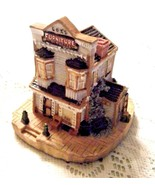 Liberty Falls Old West Town Americana Collection Cox's Furniture & Under... - $9.85