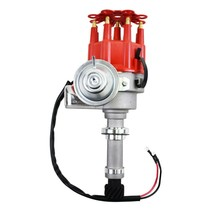 Holden Ready to Run R2R Distributor V8 253 304 308 Red Cap image 4