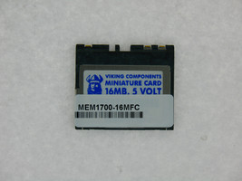 MEM1700-16MFC 16MB Approved Mini-Flash Card for Cisco 1700 - $34.65