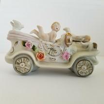 Japanese Porcelain Cherubs On AUTO - $25.37