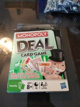 Monopoly Deal Card Game Hasbro NEW  - $4.95