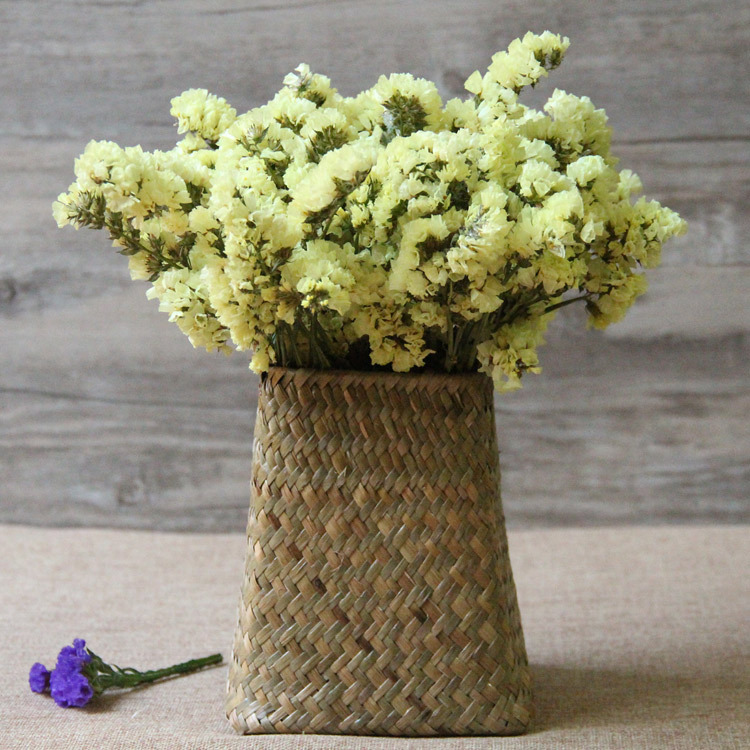 Denisfen 1 pack Dried Flower Bouquet Home Decoration