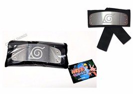 Great Eastern Ent ~  Naruto Shippuden Naruto Leaf Village Headband ~ NEW... - $23.75
