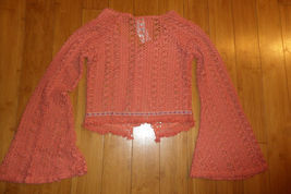 Daytrip The Buckle Cropped Cardigan Sweater sz XS NWT image 9