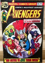 AVENGERS #146 (1976) Marvel Comics VG+ - $9.89