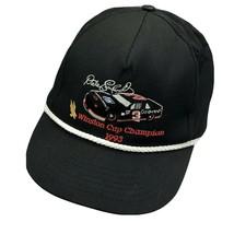 Vintage 1993 Dale Earnhardt Winston Cup Champion Nascar Snapback Hat USA Made - $39.99