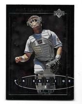 1998 Upper Deck Eminent Prestige Mike Piazza Card #605 - $0.98