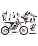 Dirt Bike Graphics Kit MX Decal Wrap For Kawasaki KX250F 2006-2008 TBOMB... - $168.25