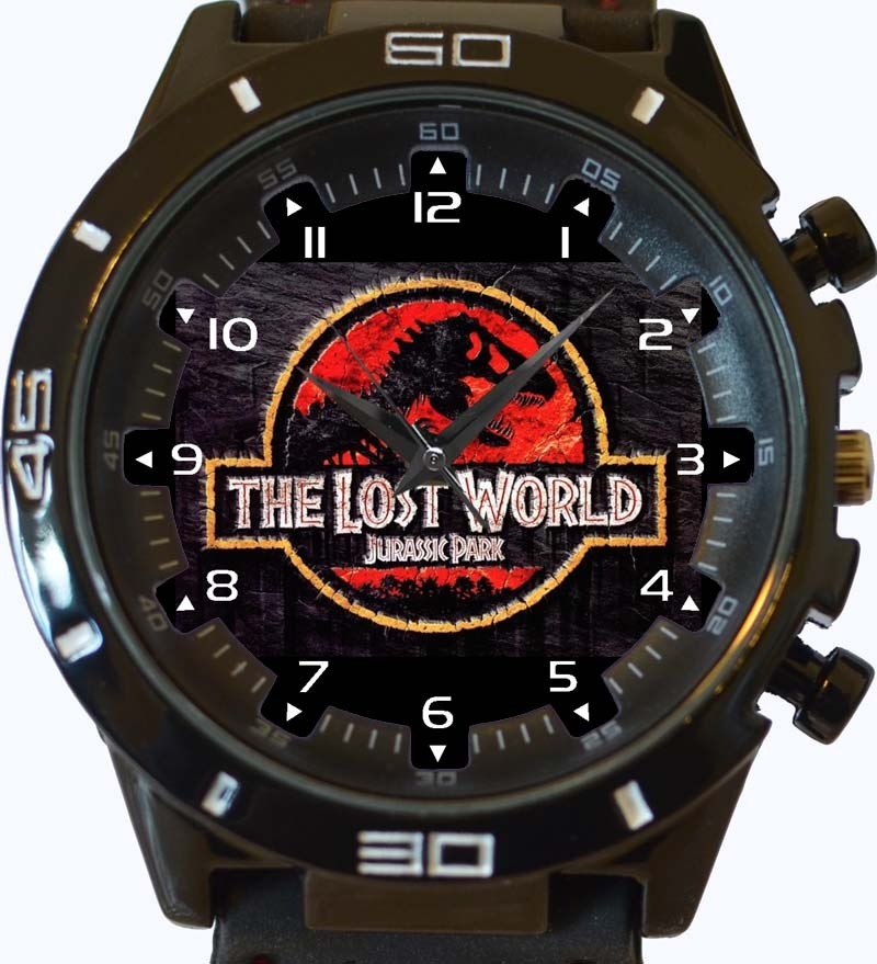Jurassic Park Lost Worlds New Gt Series Sports Unisex Watch