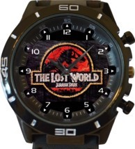 Jurassic Park Lost Worlds New Gt Series Sports Unisex Watch - £28.09 GBP