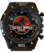 Jurassic Park Lost Worlds New Gt Series Sports Unisex Watch - $663,90 MXN