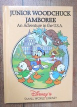 DISNEY Junior Woodchuck Jamboree An Adventure In U.S.A Book - $3.95