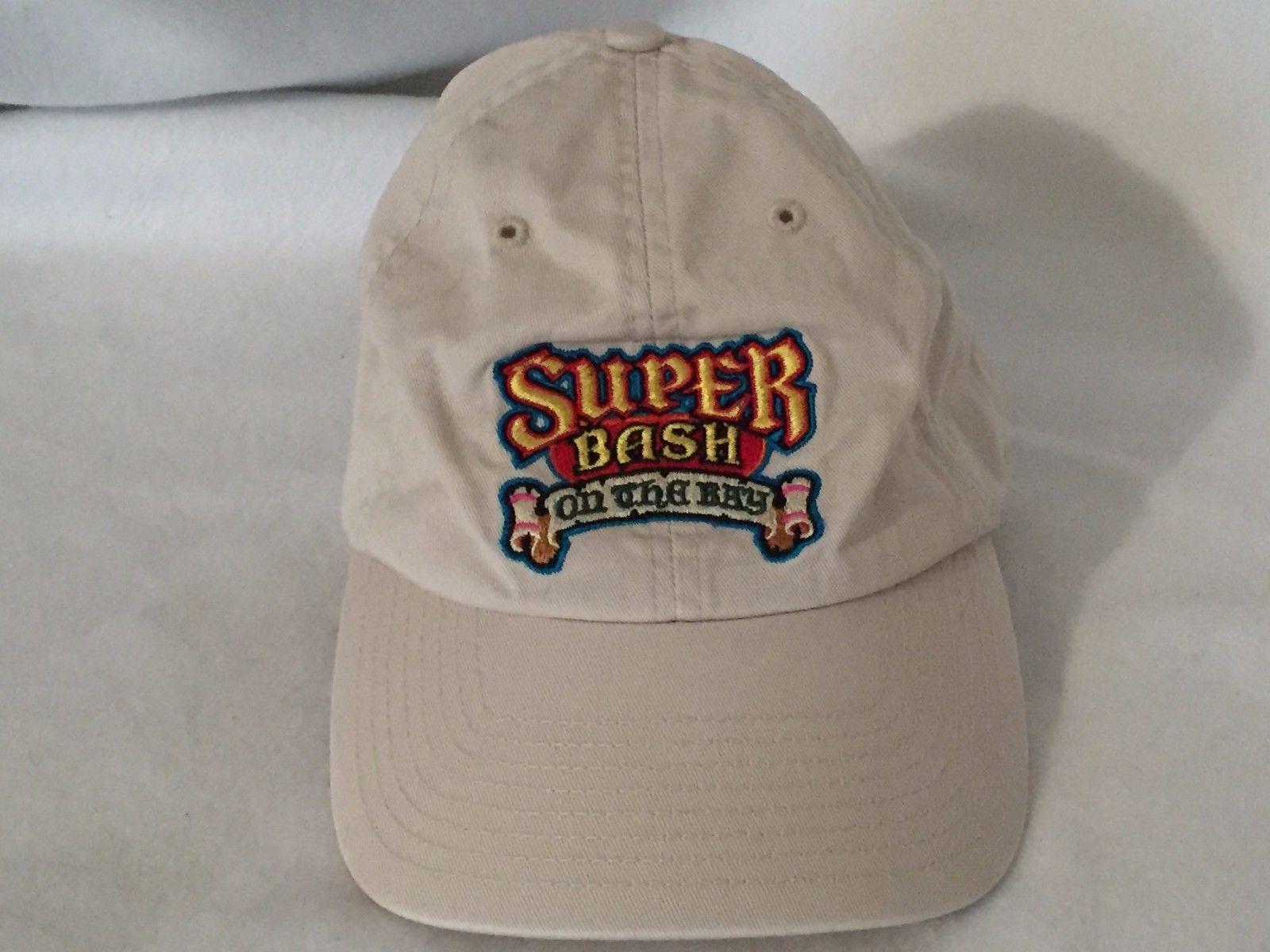 Super Bash on the Bay Baseball Hat Bowl XXXV 35 21023