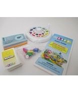 The 2013 Game Of Life Board Game Replacement Parts: Money, Cards, Wheel,... - $18.99