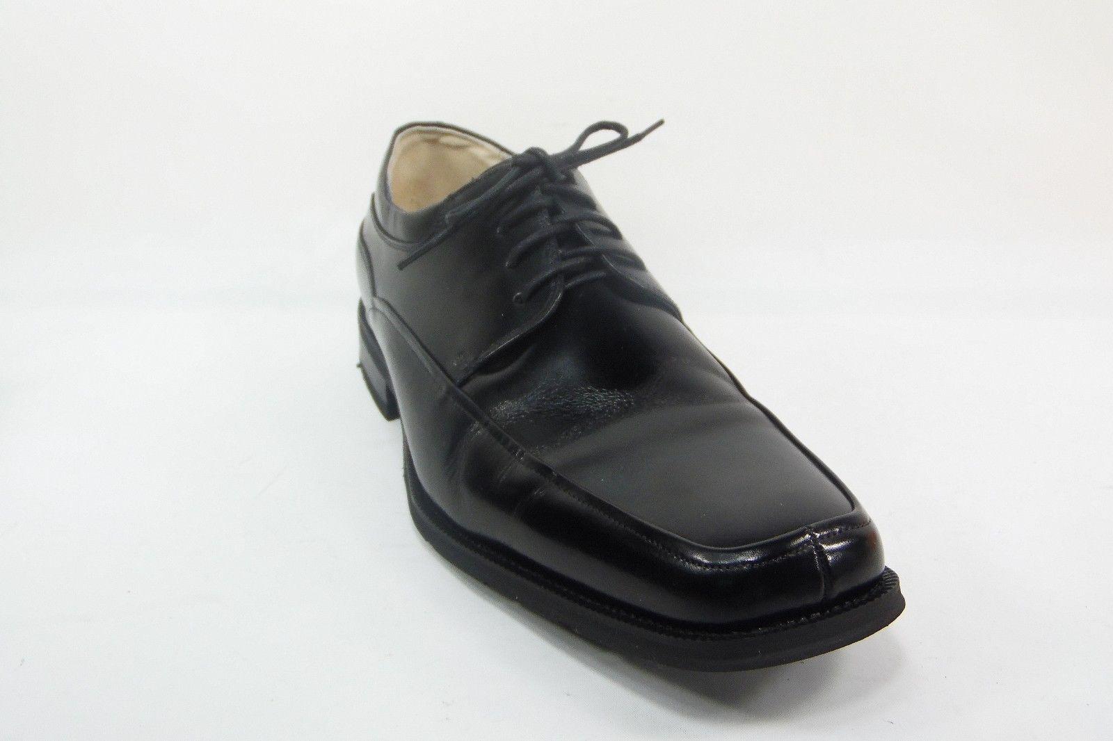 Florsheim Men/'s Cortland leather classic dress Black Shoes 14051-001
