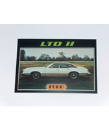1976 Topps Autos of 1977 #34 Ford LTD II, 4 Door Card VGEX Condition - $14.83