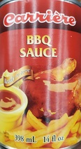 Carriere BBQ Sauce 12 x 398ml Made in Quebec Canada  - $59.99