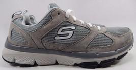 Skechers Optimizer Men's Cross Training Shoes Size US 10 M (D) EU 43 Gray