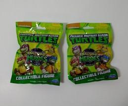 2 Teenage Mutant Ninja Turtles Half Shell Heroes Blind Bags - $10.69
