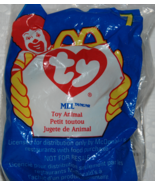 Mel Koala & Nuts Squirrel McDonald's Ty Teenie Beani - $5.00