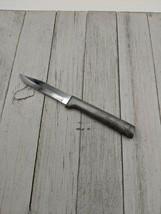 """Rada Vegetable Peeler Peeling Paring Knife 6 3/4"""" Stainless Steel 3"""" Blade - $8.99"""