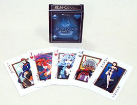 El Hazard Playing Cards * AIC * Anime * Brand New! - $5.88