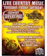 COUNTRY SUPERSTARS BAND @ GOLDEN NUGGET Htotel Las Vegas Pro - $1.95