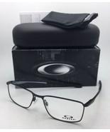 Brand New OAKLEY Eyeglasses SOCKET 5.0 OX3217-0155 55-17 138 Satin Black... - $169.95