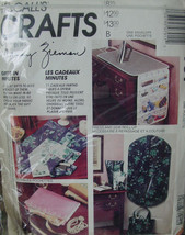 Pattern 791 Gifts to make Garment Bag, Tote, Picnic Roll Ups - $5.00