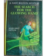 Judy Bolton THE SEARCH FOR THE GLOWING HAND #37... - $125.00