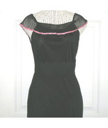Vintage 30s Hollywood Night Gown Nightgown Binstron - $60.00