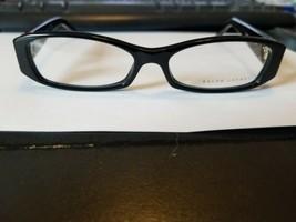 New Ralph Lauren RL6050 5001 BLACK/TORTOISE 52/15/135 Eyeglass Frames Rx - $58.41