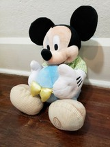 "Disney Store 14"" Mickey Mouse Easter Plush - $10.22"